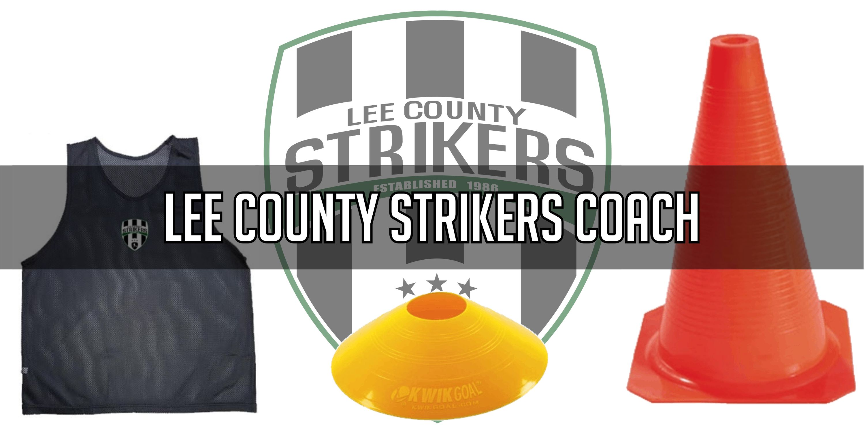 Lee County Strikers Coach