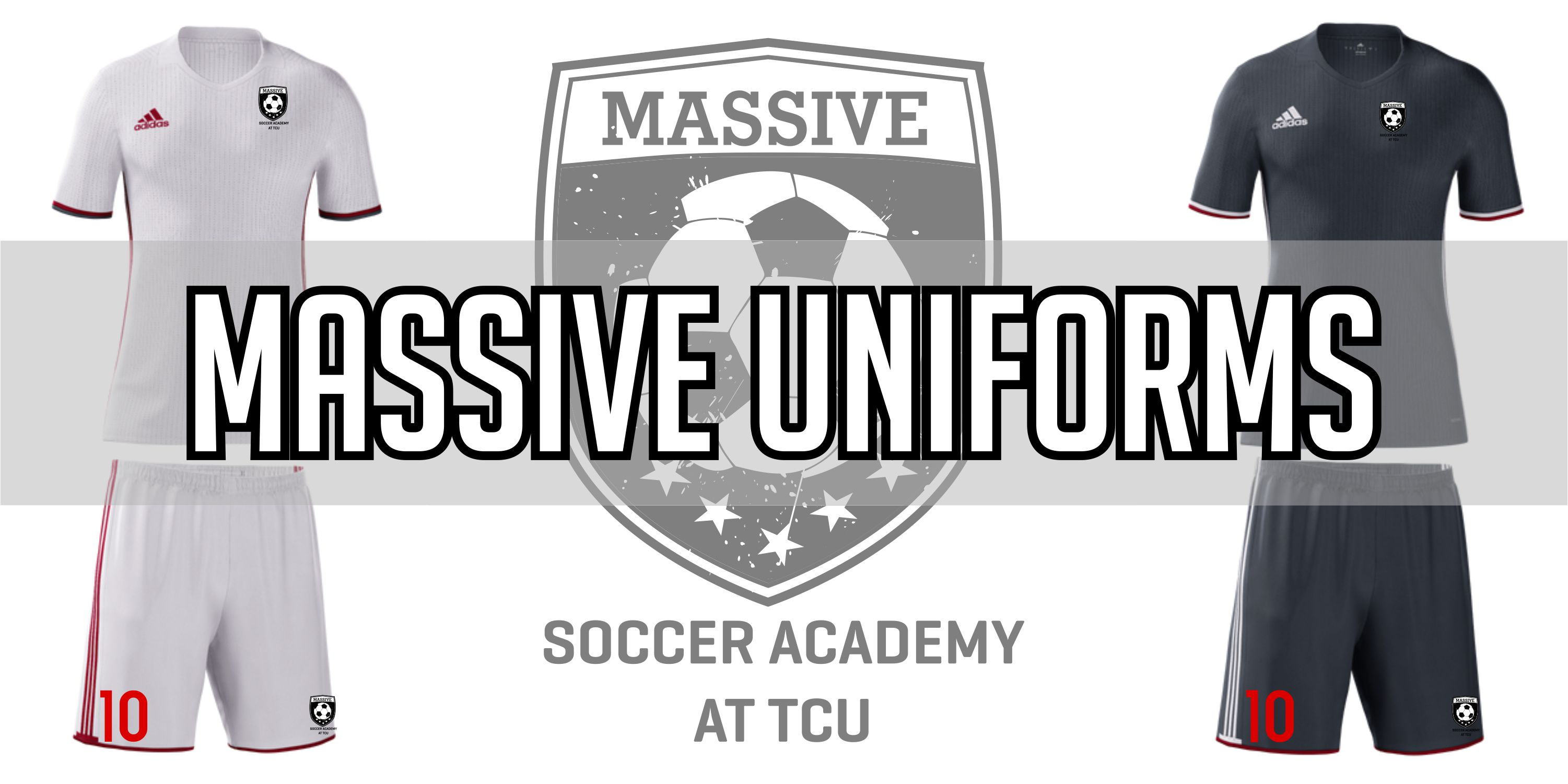 Massive Soccer Academy Uniforms