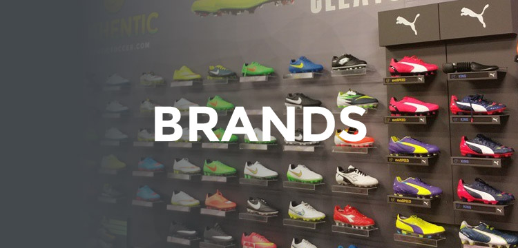 Soccer Shoe Brands