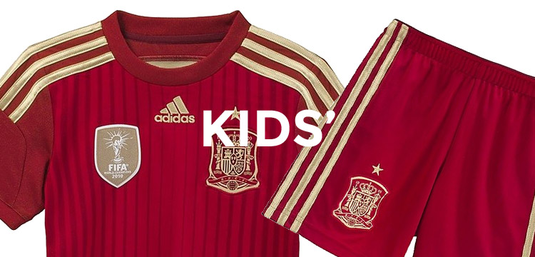 Kids Soccer Clothing