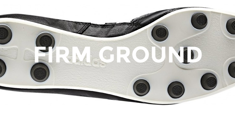 Men's Firm Ground Soccer Shoes