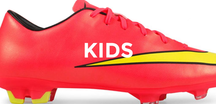 Kids Customized Soccer Shoes