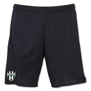 Lee County Strikers adidas Regista 16 Youth Goalkeeping Short - Black/White AP1872