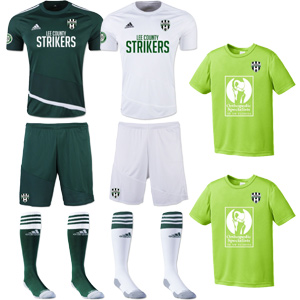 Lee County Strikers - Adult Required Kit LCSKIT