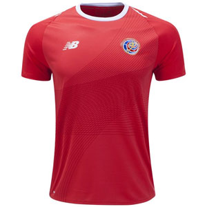 New Balance Costa Rica Home Jersey 2018 MT830319