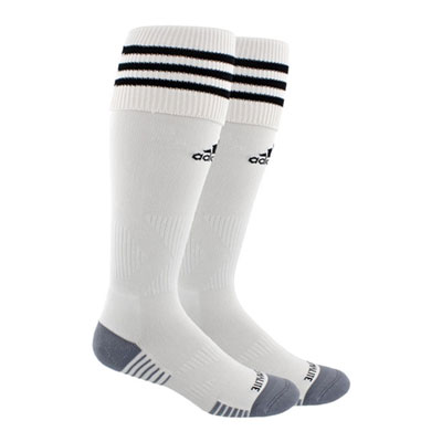 adidas Copa Zone Cushion III Socks - White/Black 5143278
