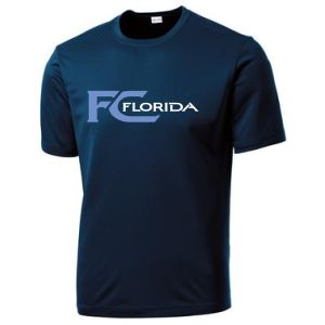 FC Florida Training Jersey - Navy