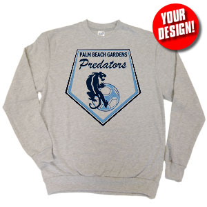 Custom Sweater - Grey CustomSweaterGry