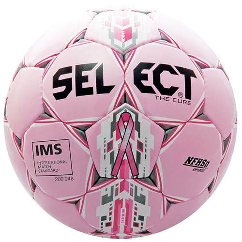 Select The Cure Ball - Pink 027x1