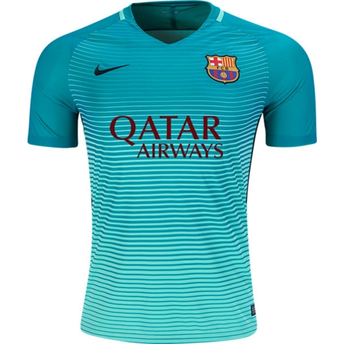 Nike Barcelona Third Jersey 2016-2017 776854-390