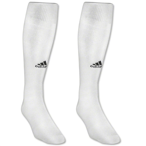 SSA United adidas Metro III Socks - White 5126
