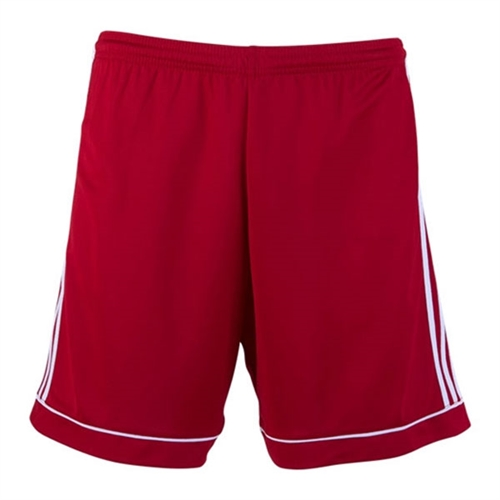 adidas Youth Squadra 17 Shorts - Red/White BK4773