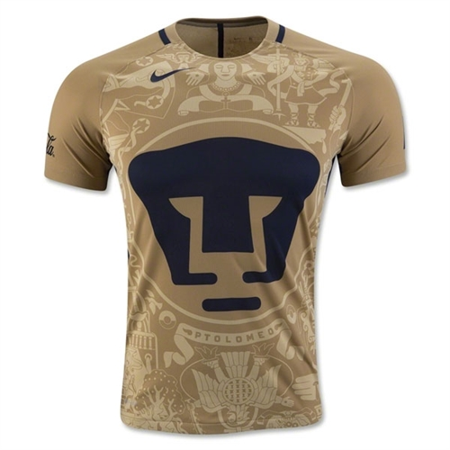 Nike Pumas UNAM Authentic Home Jersey 2016-2017 776944-711