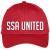 SSA United Hat - Red SSAHat