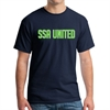 SSA United T-Shirt - Navy SSATeeNav