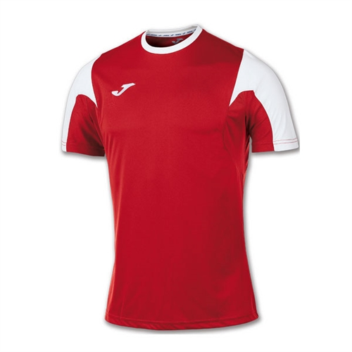 Joma Estadio Jersey - Red/White JomEsRedWhi