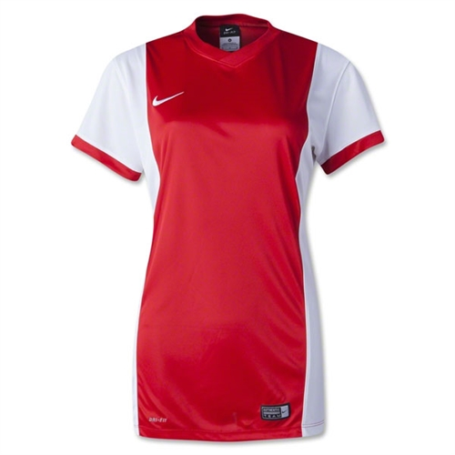 Nike Women's Park Derby Jersey - Red 620880Red