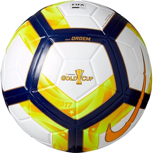 Nike Gold Cup Ordem Official Match Soccer Ball SC3183-100