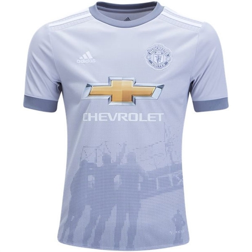 adidas Manchester United Youth Third Jersey 2017-2018 AZ7562