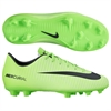 Nike Junior Mercurial Victory VI FG - Electric Green/Black/Flash Lime/White 831945-303