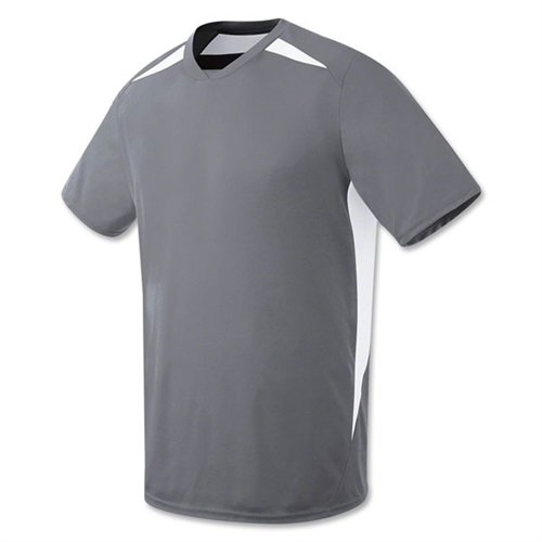 High Five Hawk Jersey - Gray Hawk5Gry