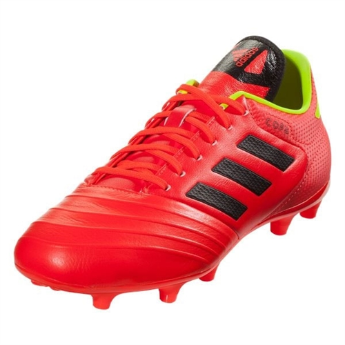 adidas Copa 18.3 FG - Solar Red/Core Black