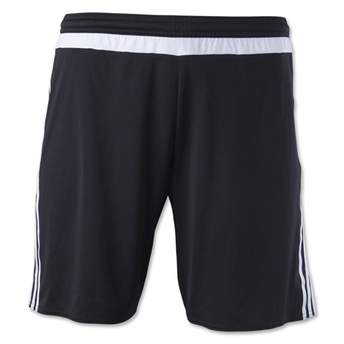 adidas MLS 15 Match Shorts - Black S86554