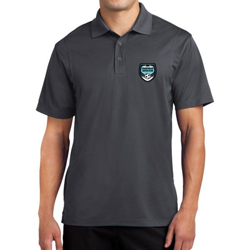 Jensen Beach Polo Shirt - Grey Jen-Polo