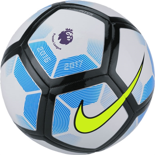 Nike Premier League Pitch Soccer Ball - White/Royal Blue/Black SC2994-100