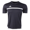 adidas MLS 15 Match Jersey - Black S05749B