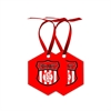Boynton United Christmas Ornaments BU-Orna