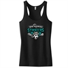 RPB Strikers Womens Tank- Black/White RPBTank-bk/wh