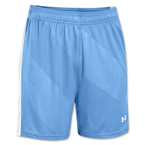 Under Armour Women's Fixture Short - Sky Blue 1247792Sky