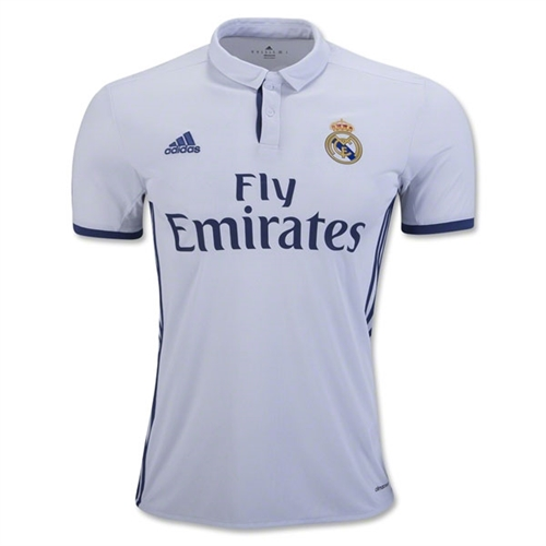 adidas Real Madrid Home Jersey 2016-2017 S94992