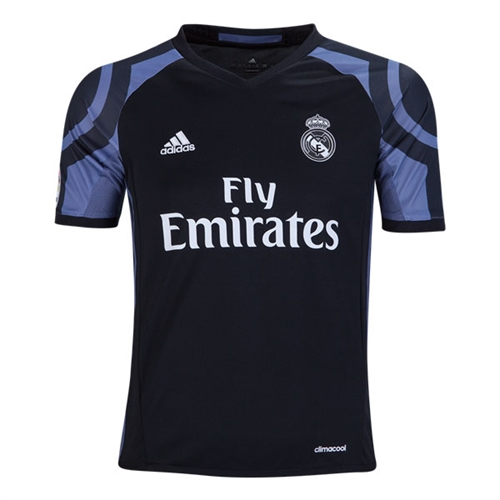 adidas Real Madrid Youth Third Jersey 2016-2017 AI5143