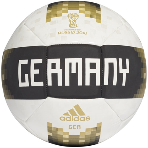 adidas Germany WC Soccer Ball - 2018 CE9960
