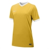 Nike Women's SS Striker IV Jersey - Gold 725950Gld