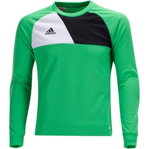 adidas Assita 17 Goalkeeper Jersey Energy GreenBlack