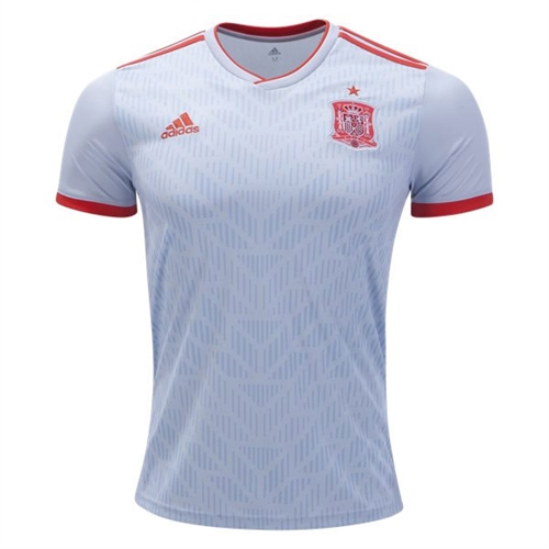 adidas Spain Away Jersey 2018 BR2697