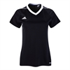 adidas Women's Tiro 17 Jersey - Black/White BJ9096