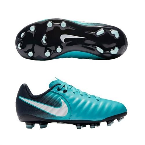 new concept 81014 215d2 Nike Junior Tiempo Ligera IV FG - Gamma BlueObsidian 897725-414