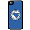 Bosnia and Herzegovina Custom Crest Phone Cases - iPhone (All Models) iph-bosn-cst
