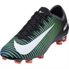 Nike Mercurial Veloce III FG - Black/White/Electric Green 847756-013