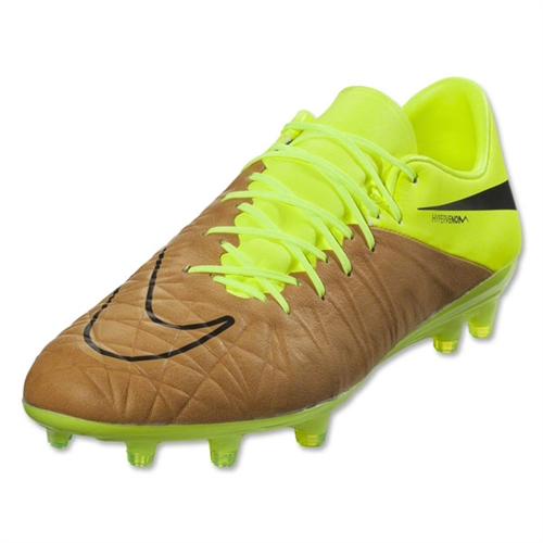 Nike Hypervenom Phinish Tech Craft FG - Canvas/Volt/Black 759980-707