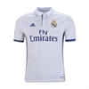 adidas Real Madrid Youth Home Jersey 2016-2017 AI5189