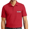 SSA United Polo Shirt - Red SSAPolo