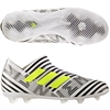 adidas Junior Nemeziz 17+ 360 Agility FG - White/Black S82412