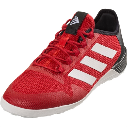 adidas Ace Tango 17.2 IN - Black/Red IN BA8542