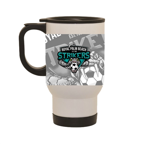 RPB Strikers Custom Latte Mug RPBlattemug