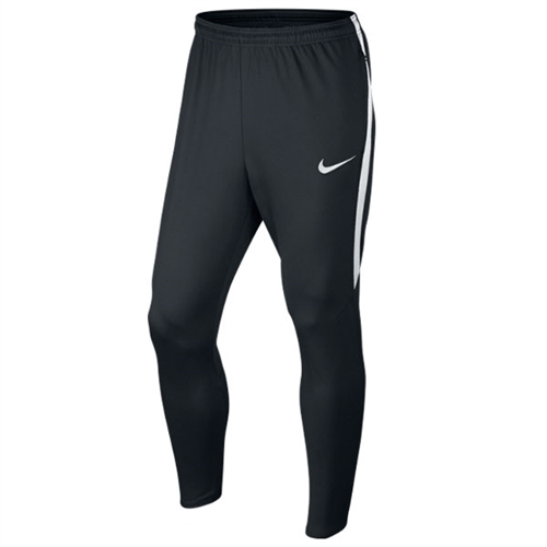 Nike Strike Pants (With Pockets and Zippers) - Black/White 688393-015